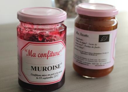 Confitures Muroise